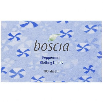 Boscia Peppermint Blotting Linens 100 count