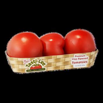 Tasti-Lee Premium Vine-Ripened Tomatoes - 3 CT