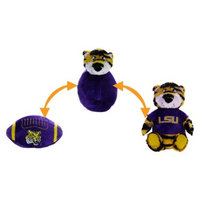 NCAA LSU Tigers Reverse-A-Pal Plush