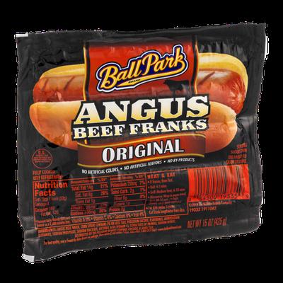 Ball Park Angus Beef Franks Original