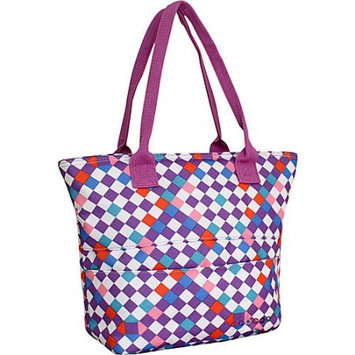 J World New York Checkmate Lola Lunch Tote