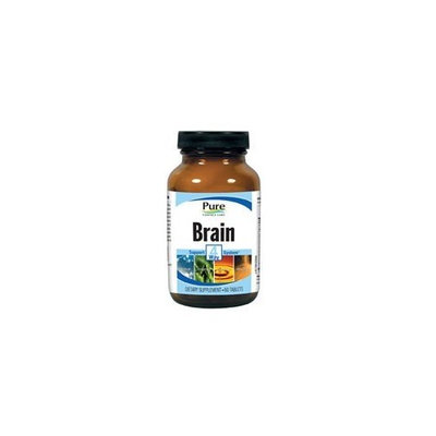Pure Essence Brain - 4 Way Support - 60 - Tablet