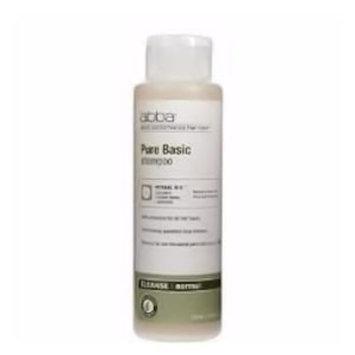 ABBA Pure Performance Pure Basic Shampoo - 8.5 oz