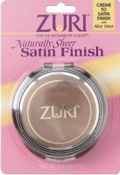 Zuri Naturally Sheer Wet to Dry Powder Foundation Willow Soft