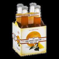 Goose Island Craft Sodas Orange Cream Flavor - 4 CT