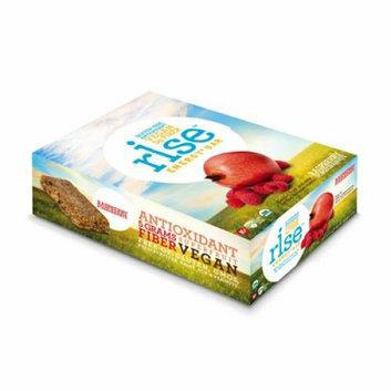 Rise Bar Energy Bar Organic Raspberry Pomegranate Case of 12 1.6 oz