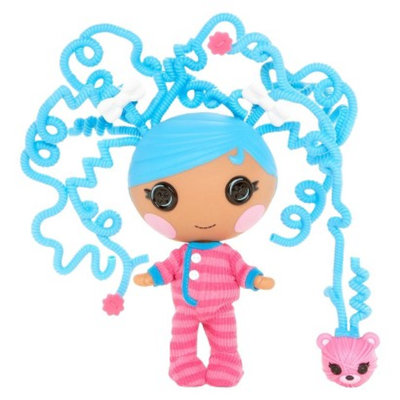 Lalaloopsy Littles Silly Hair Snuggle Stuff