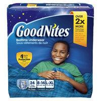 Huggies GoodNites HUGGIES GoodNites Underwear for Boys Big Pack - Size Lrg/XL (24 Count)