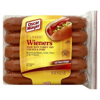 Oscar Mayer Wieners 16 oz