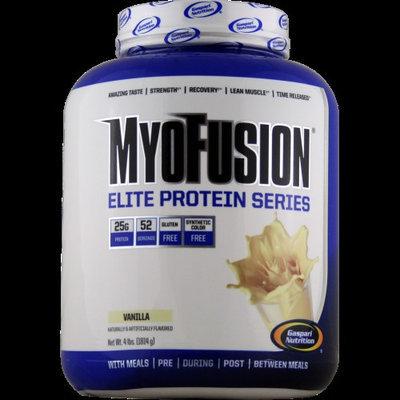 Gaspari Nutrition MyoFusion Elite Protein Series - Vanilla