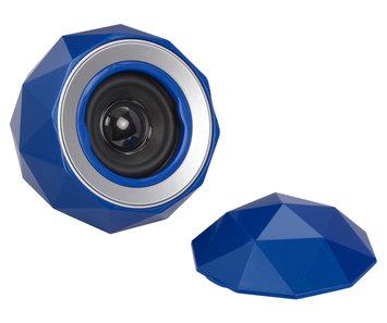 Digital Treasures Lyrix PowerBall Bluetooth Speaker, Black