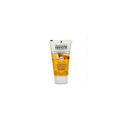 Lavera 14588526603 Body SPA - Shower &amp- Bath Gel Orange Sea Buckthorn - 150ml-5oz