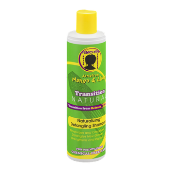 Transition Natural Funky-Fro Jamaican Mango & Lime Naturalizing Detangling Shampoo
