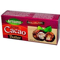 Artisana Raw Cacao Butter, 1.8000 Ounce