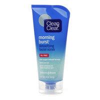 Clean & Clear Morning Burst Detoxifying Facial Scrub