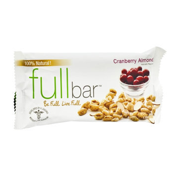 Fullbar Cranberry Almond Flavored Bar
