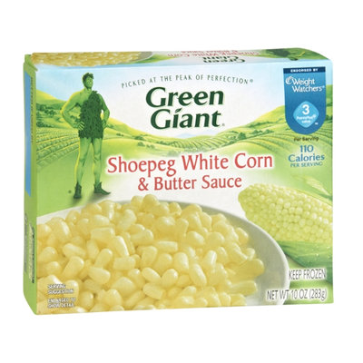 Green Giant Shoepeg White Corn & Butter Sauce