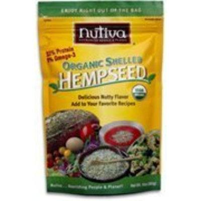 Nutiva Shelled Hempseeds, 8 oz