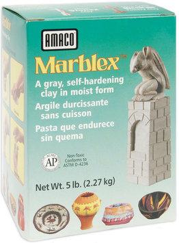 Amaco AMACO Marblex Self-Hardening Clay - Gray Gray