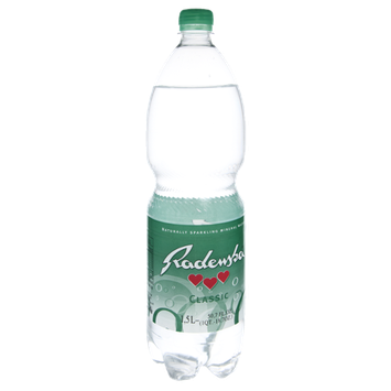 Radenska Classic Naturally Sparkling Mineral Water