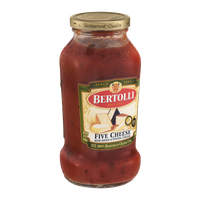 Bertolli Five Cheese Sauce
