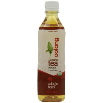 Adagio Teas Adagio Iced Tea - Oolong, 16.9 Ounce Bottle (Pack of 15)