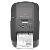 Brother International QL-720NW Wireless PC Label Printer