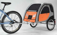 Petego Comfort Wagon Bicycle Pet Trailer - Medium