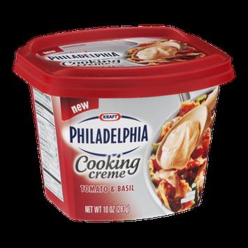 Philadelphia Cooking Creme Tomato & Basil