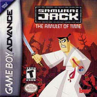 Bam! Entertainment Samurai Jack: The Amulet of Time