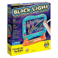 Creativity for Kids Black Light Message Board
