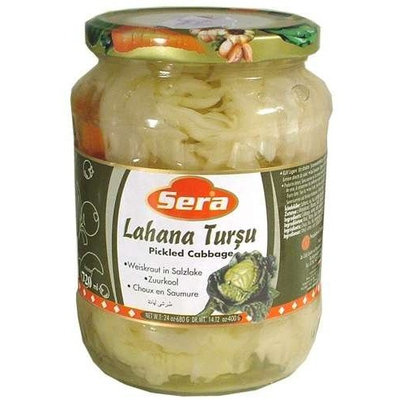 Sera Pickled Cabbage - 24.3 fl oz. (720ml)