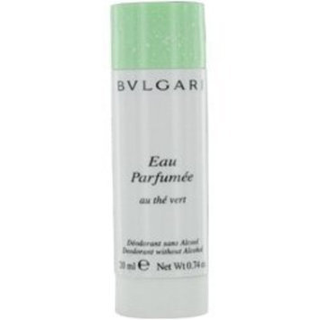 BVLGARI GREEN TEA by Bvlgari for Men and Women: DEODORANT STICK ALCOHOL FREE .74 OZ