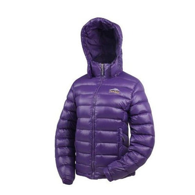 Topsky-NL004 Goose Down Water Repellent Down-proof Down Coat for Women Snow Wear Skiing Clothing