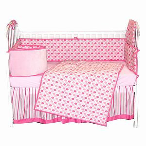 Tadpoles Crib Set