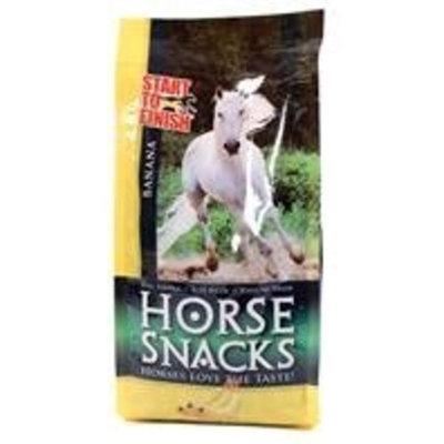 Start To Finish Horse Snacks 5lb Banana