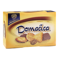 Kras Domacica Tea Biscuits with Chocolate