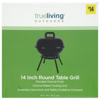 trueliving Round Table Grill - 14