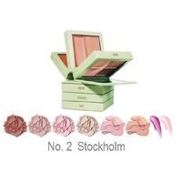 Pixi Natural Mineral Kit - No.2 Stockholm (4x Eye Color + 2x Cheek Color + 2x Lip Gloss) - 17g/0.6oz