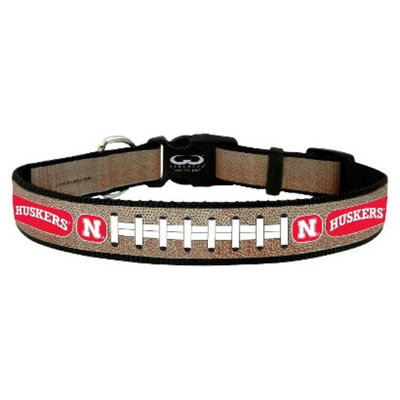 GameWear Nebraska Cornhuskers Reflective Large Football Collar