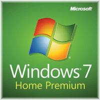 Microsoft Windows 7 Home Premium with SP1 32-bit Operating System (PC)