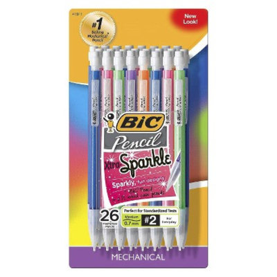 BIC BIC Shimmers 26ct 0.7MM Mechanical Pencil