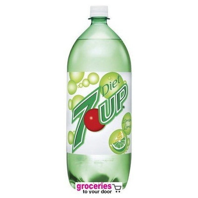 Unknown 7-Up Diet Soda, 2-Liter Bottle (Pack of 6)