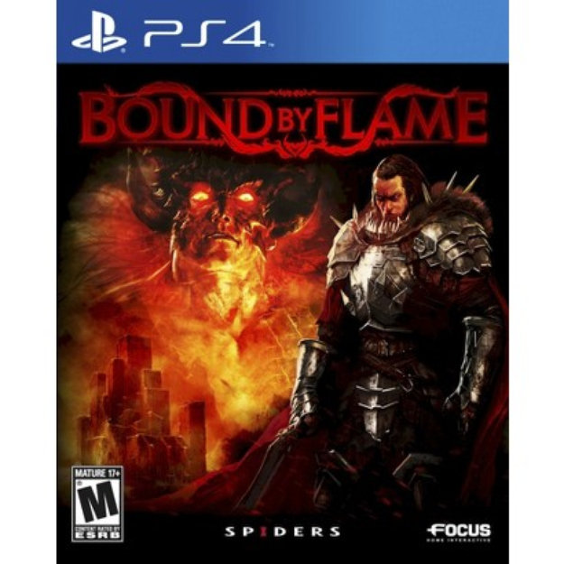Majesco Bound By Flame (PlayStation 4)