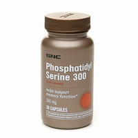GNC Phosphatidyl Serine 300