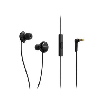 Sol Republic RELAYS 1-Button - Headphones with mic in-Ear - Black