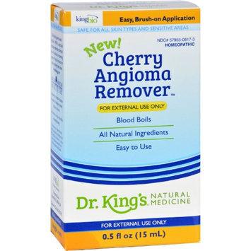 Cherry Angioma Remover KingBio Natural Medicine 0.5 fl oz Liquid