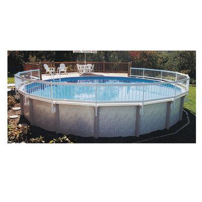 Gli GLI Above Ground Swimming Pool Fence Kit (8 Section)