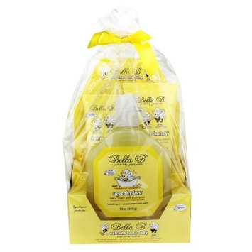 Learning Curve Bella B 3-Piece Baby Gift Set