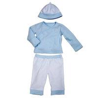 Elegant Baby Baby Boys' Take Me Home Gift Set - Blue - Blue - One Size